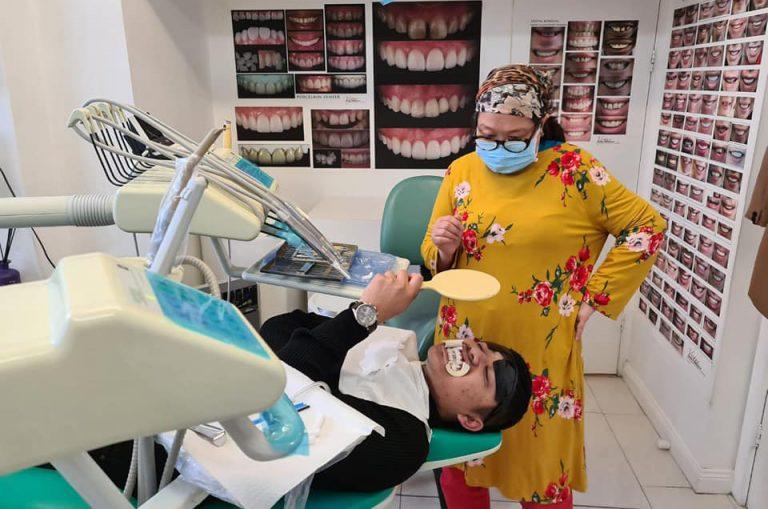 Dentist in Melbourne CBD Dr Zenaidy Castro