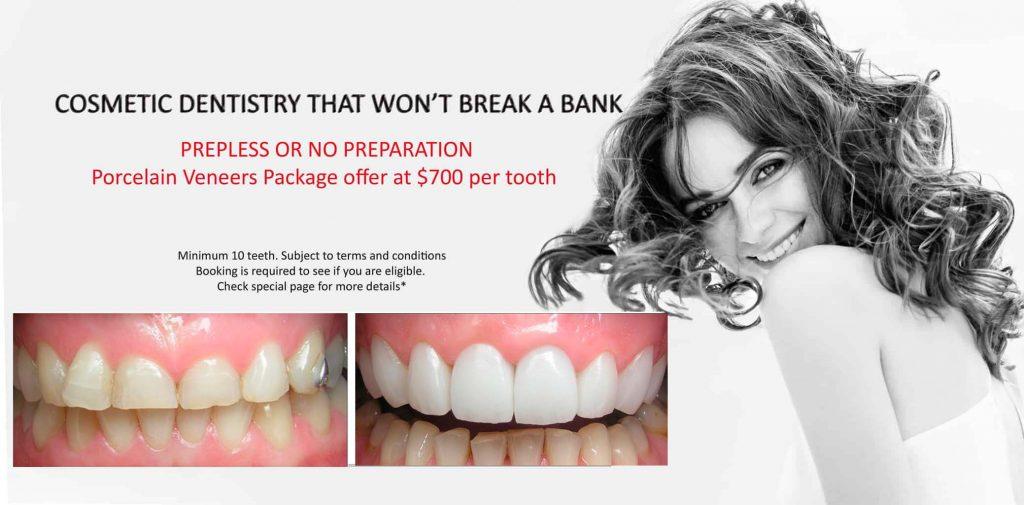 Melbourne's Best Dentist & Top Cosmetic Dentist Melbourne