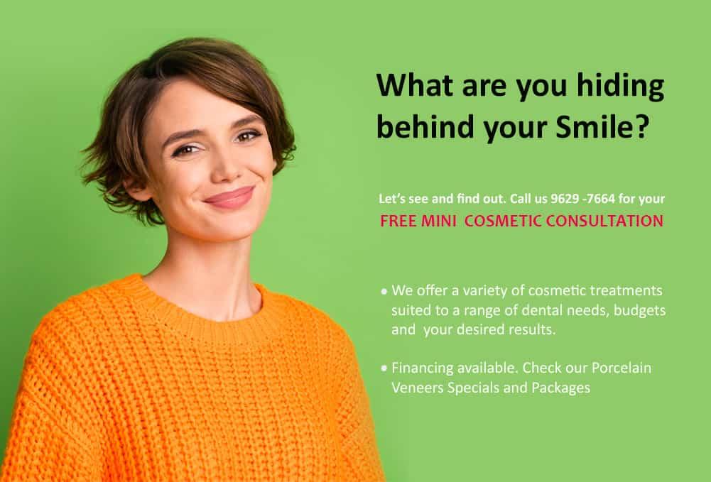 Cosmetic Dentistry Procedures | Best Cosmetic Dentist Melbourne