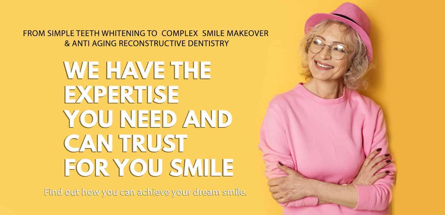 Best Cosmetic Dentist Melbourne Top Cosmetic Dentist in Melbourne Australia Dr Zenaidy Castro VOGUE SMILES MELBOURNE 1