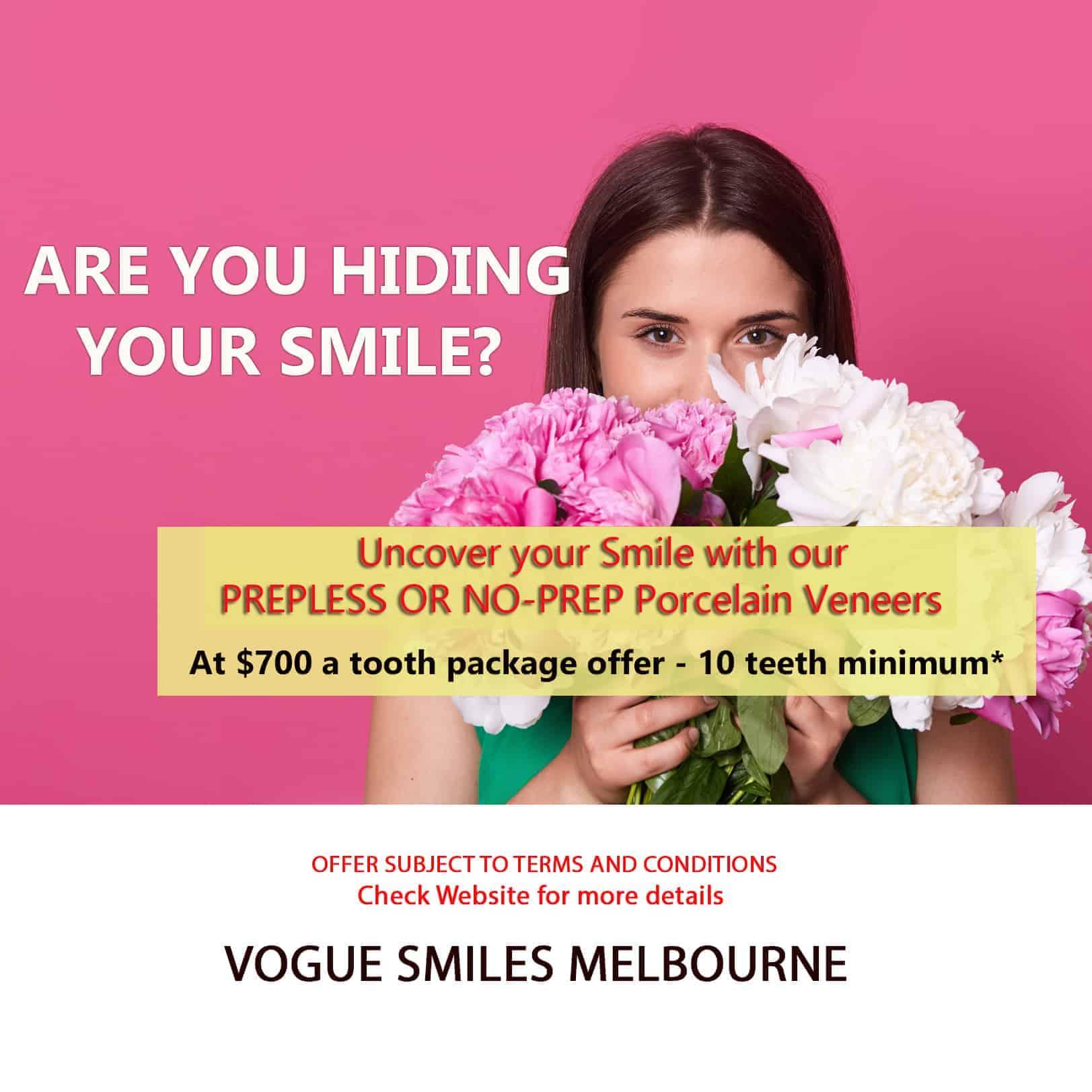 Best Cosmetic Dentist Melbourne - Top Cosmetic Dentist in Melbourne Australia - Dr Zenaidy Castro VOGUE SMILES MELBOURNE